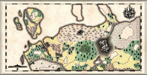 Commissioned Campaign Map 1